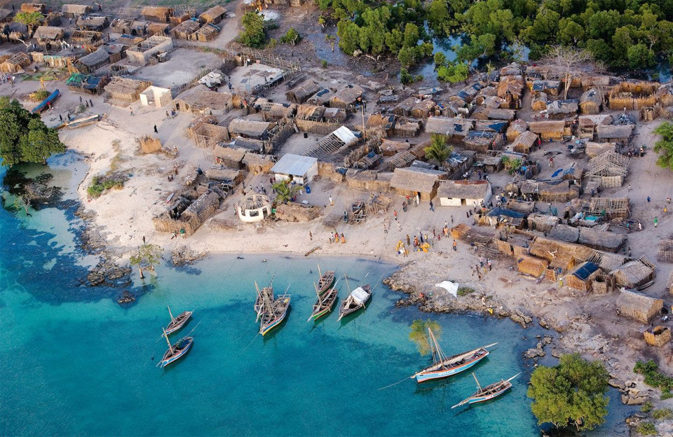 8beautiful-african-village