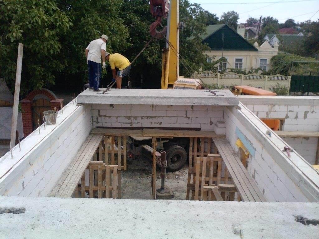 Армопояса бетон правильный состав цементного раствора