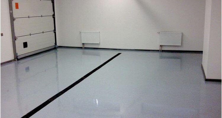 Залить пол в гараже бетоном цена москва бетон купить пикалево