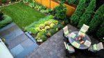 Дизайн маленького сада своими руками фото – красивые идеи для небольшого пространства, хвойные композиции для дворика и зоны отдыха, советы и интересные решения