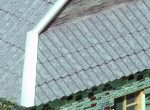 Шифер на крышу – Волнистые асбестоцементные листы — технические характеристики покрытия, как выбрать размеры материала, устройство кровли, смотрите фото +видео