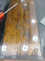 Столешница из ламината своими руками – ⚒ Журнальный столик из обрезков ламината своими руками: технология изготовления
